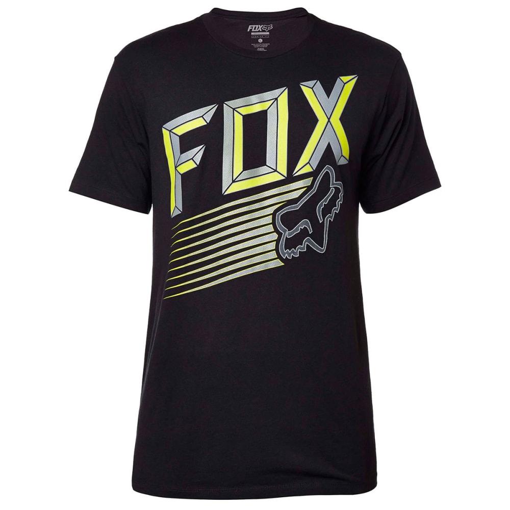 FOX Guys' Efficiency Tee - BLACK