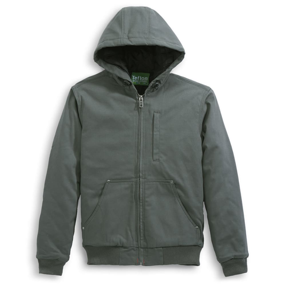 UTILITY PRO WEAR Men's Duck Active Jacket - DARK GREY