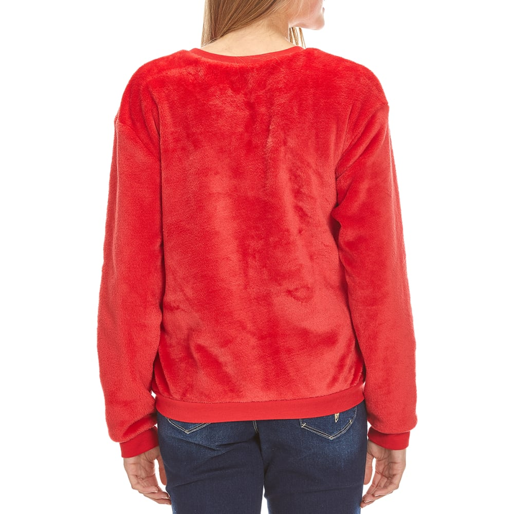 HYBRID Juniors' Christmas Pullover - I765-MERRY