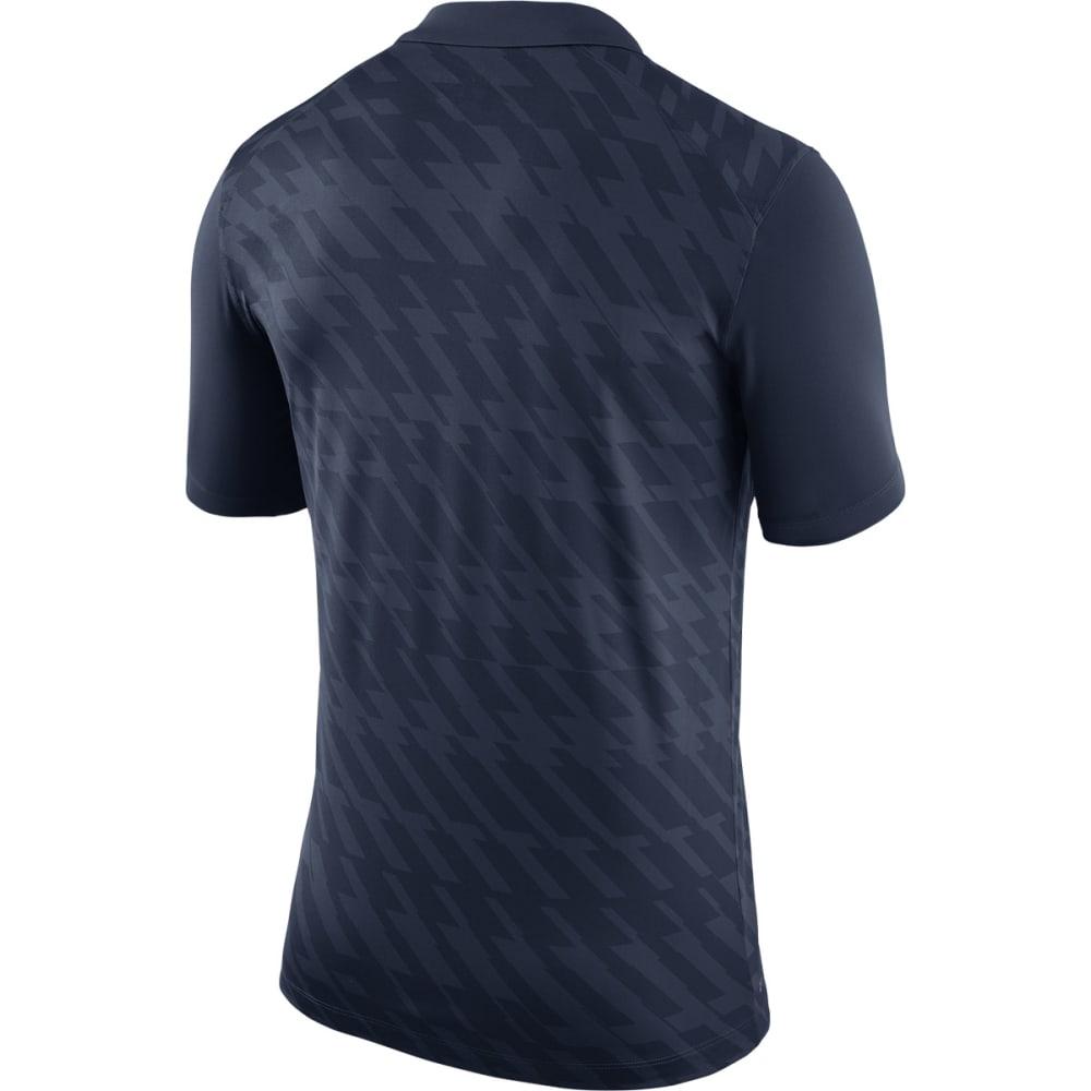 UCONN Men's Nike Dri-Fit Polo Shirt - NAVY