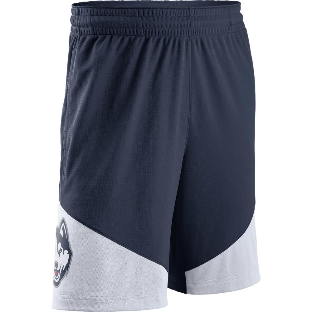 NIKE Men's UConn Classics Elite Basketball Shorts - NAVY