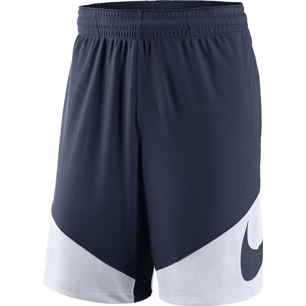 UCONN Men's Nike Classics Elite Basketball Shorts - NAVY