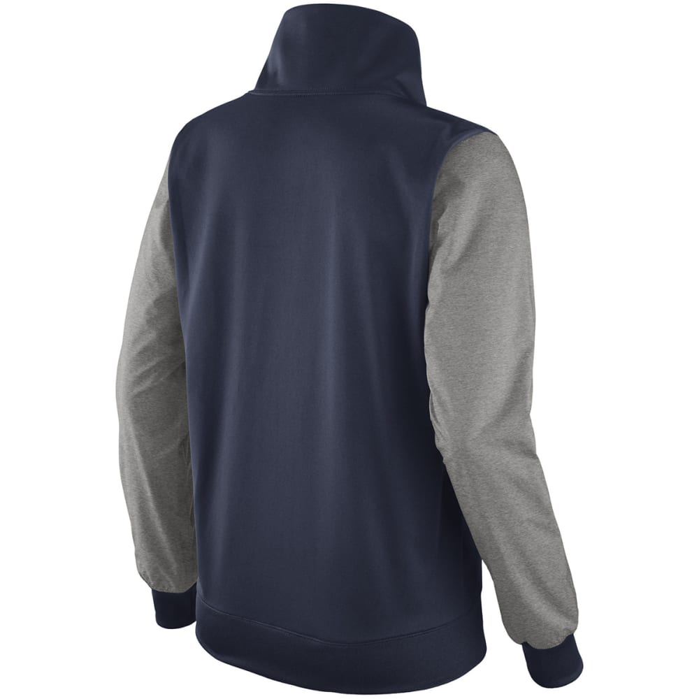 NIKE Women's Boston Red Sox Track Jacket - NAVY/GREY