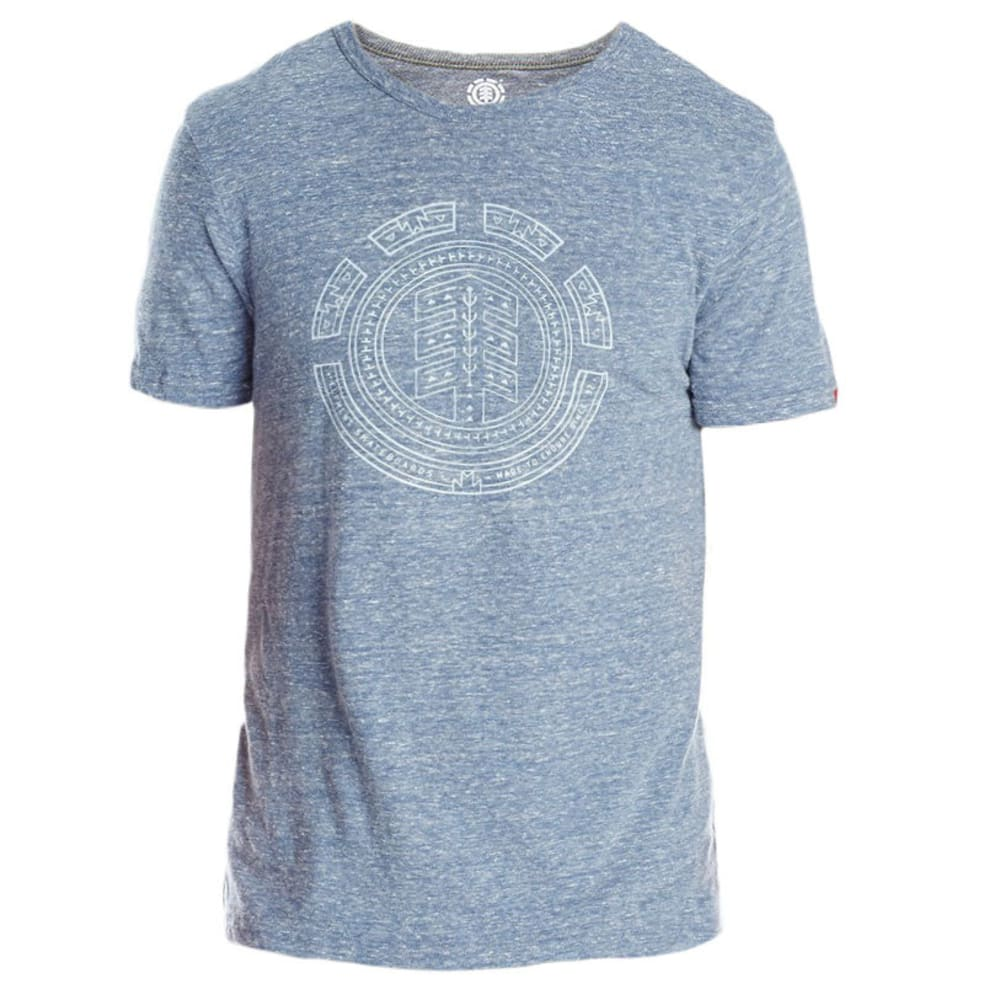 Element Guys Symbols Short-Sleeve Tee - Blue, S