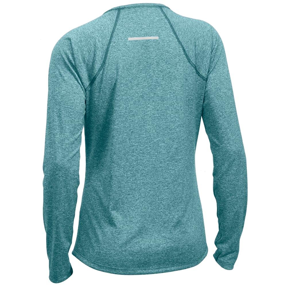 EMS® Women's Techwick® Essence Long-Sleeve Shirt - BALSAM HEATHER