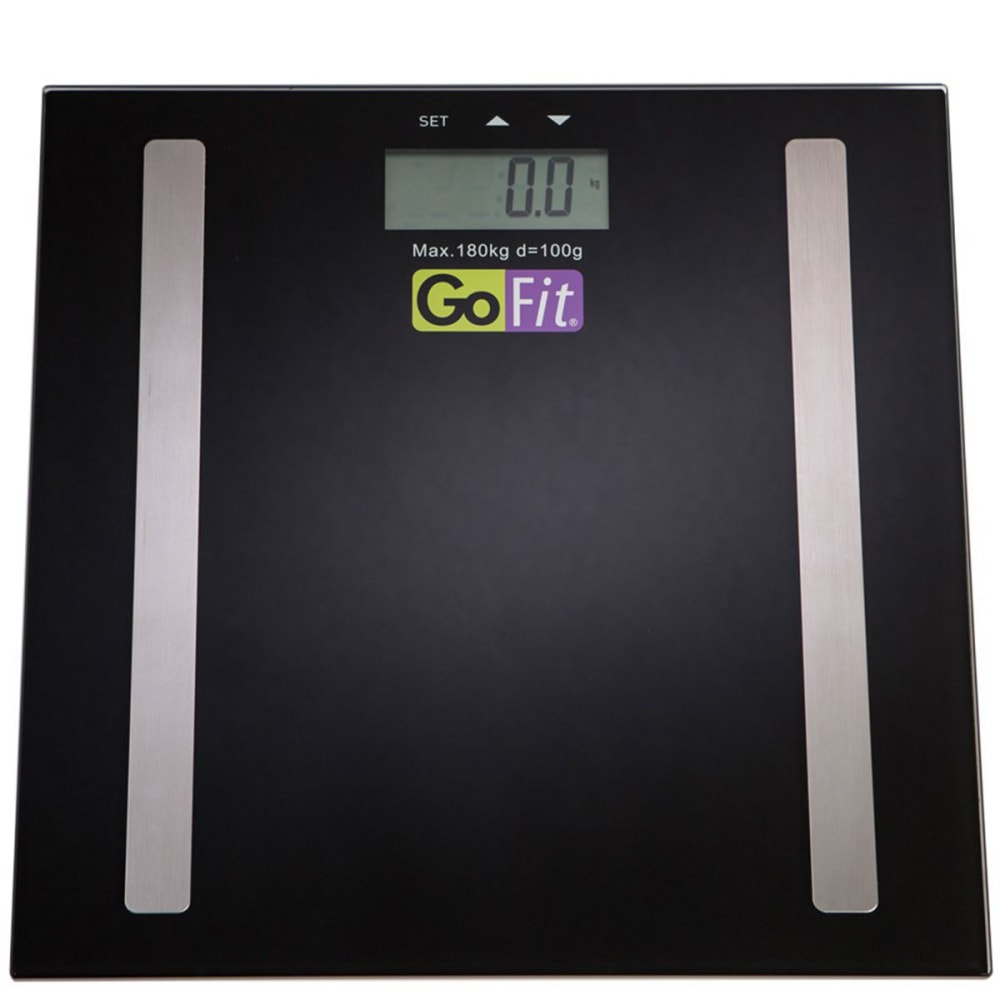 GOFIT Body Comp Scale - NO COLOR