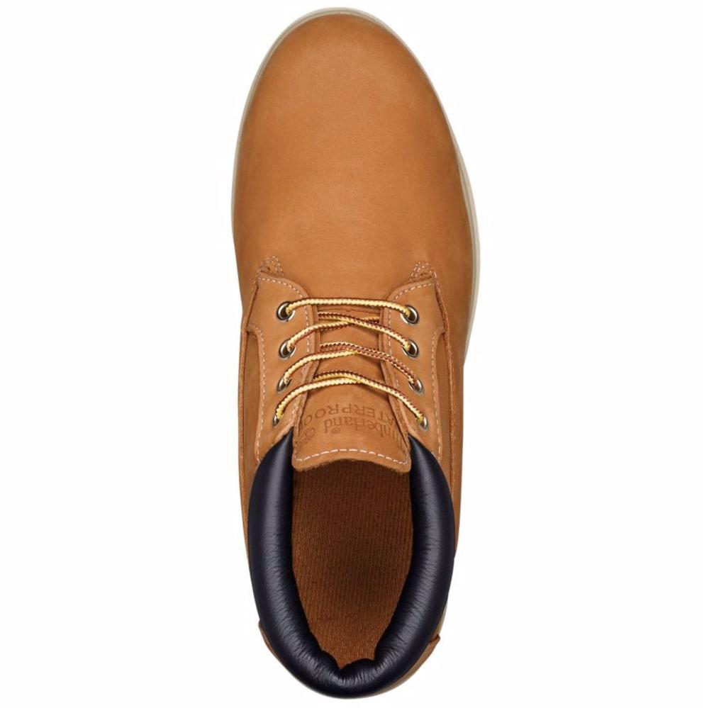 TIMBERLAND Men's Icon Waterproof Insulated Chukka Boots, Wheat - WHEAT