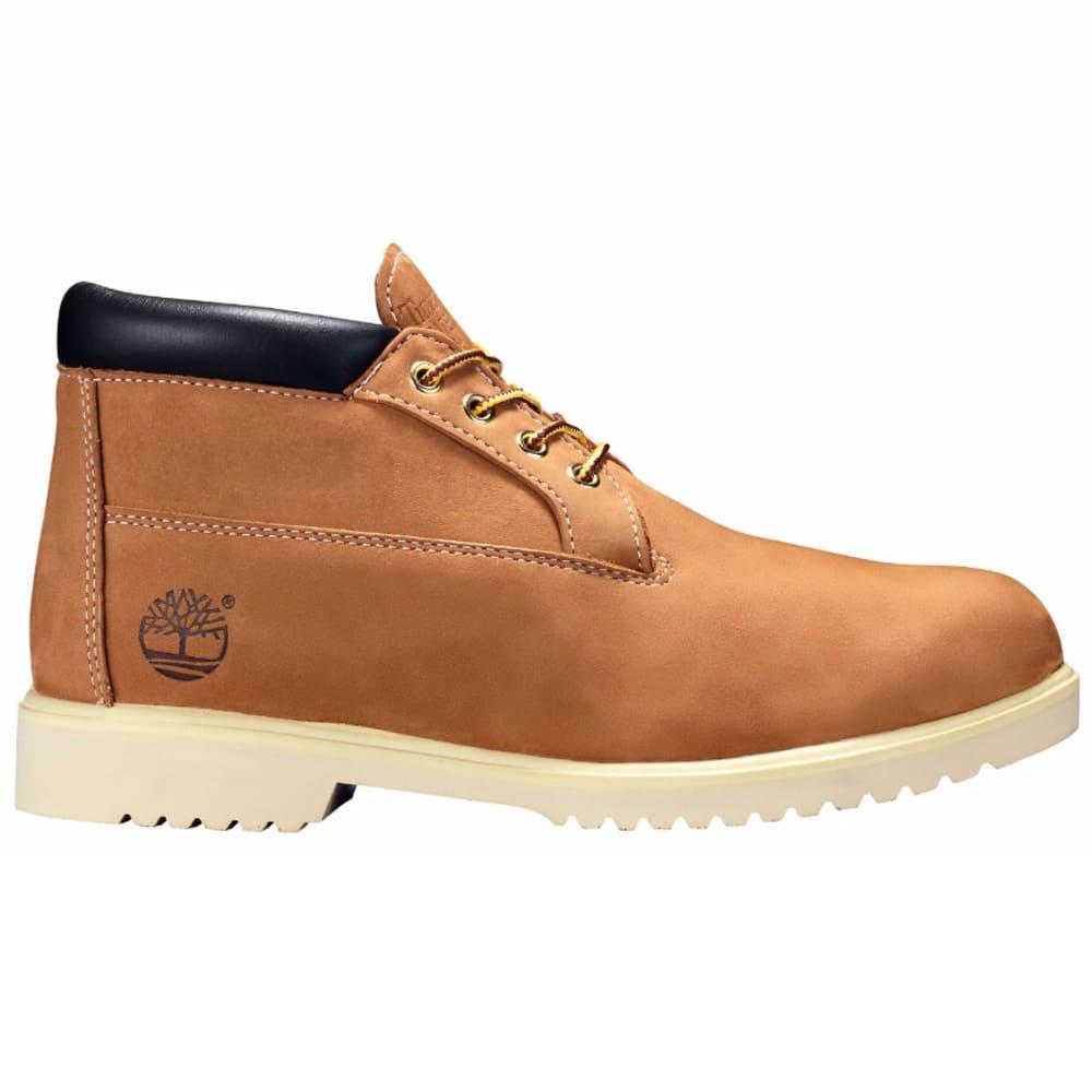 TIMBERLAND Men's Icon Waterproof Insulated Chukka Boots, Wheat 8