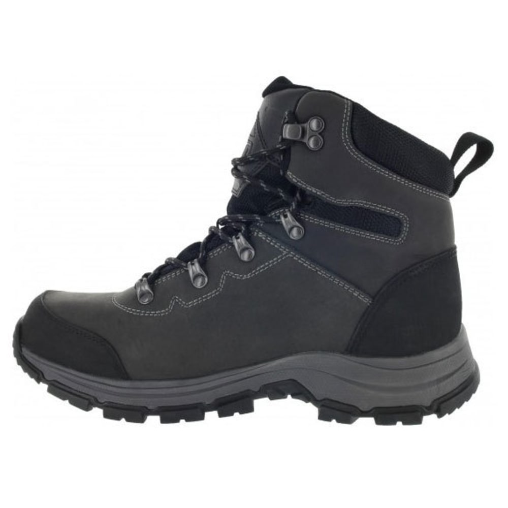 MAGNUM Men's Austin Mid Waterproof Work Boots - CHARCOAL