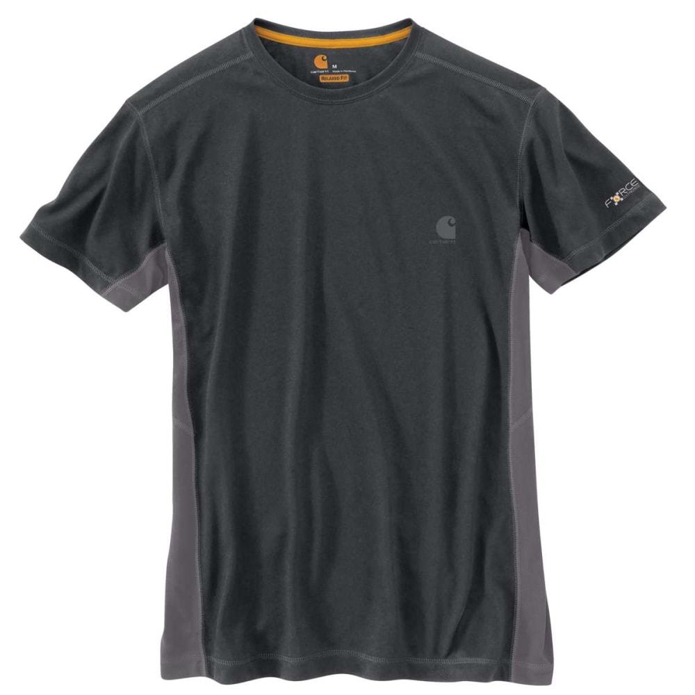 CARHARTT Men's Force Extremes Short-Sleeve Tee - DHADOW/ASPHALT 037