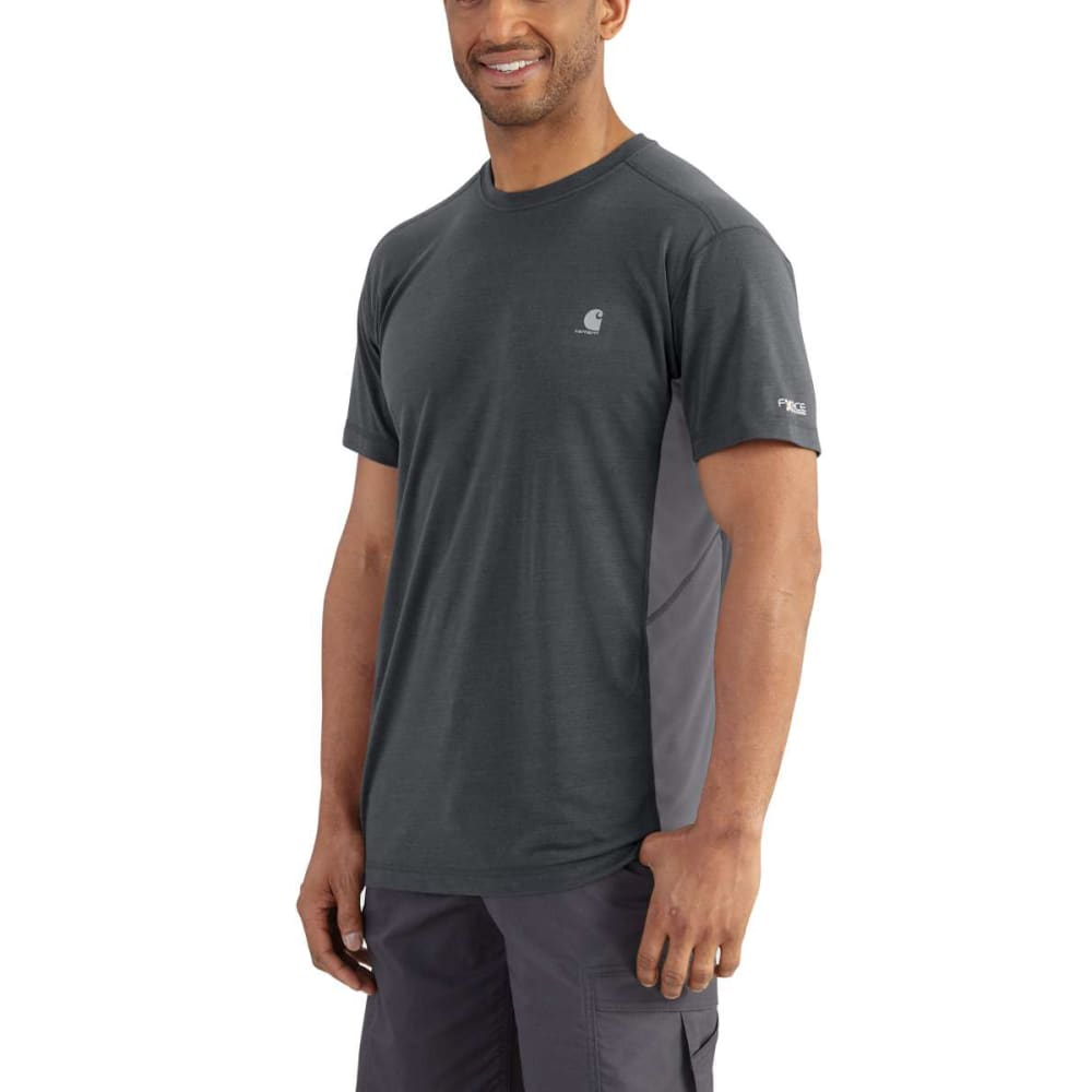 Carhartt Men's Force Extremes Short-Sleeve Tee - Black, XL