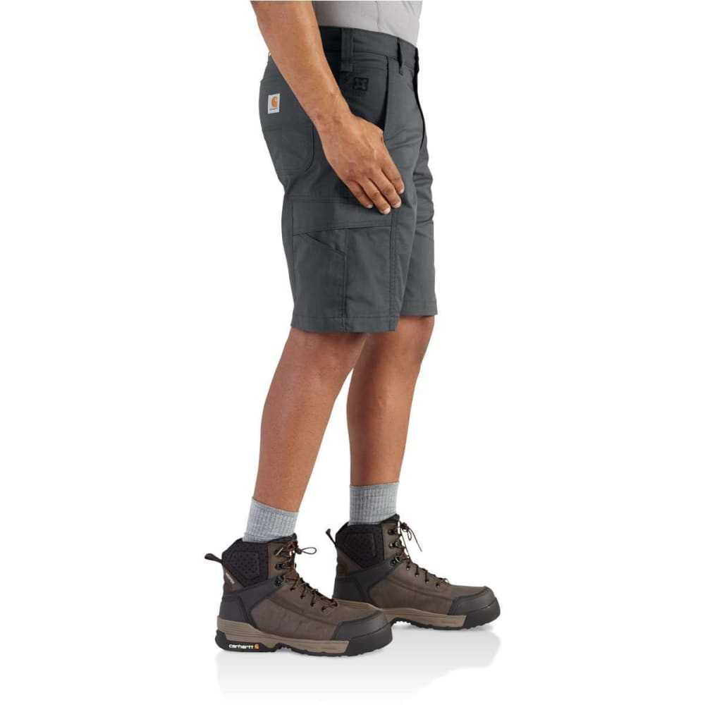 CARHARTT Men's Force Extremes Cargo Shorts - SHADOW 029