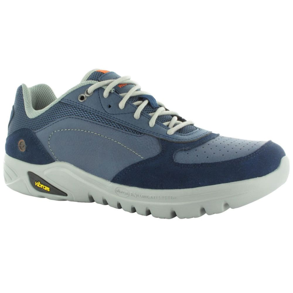 HI-TEC Men's V-Lite Walk-Lite Wallen Shoes, Navy - NAVY