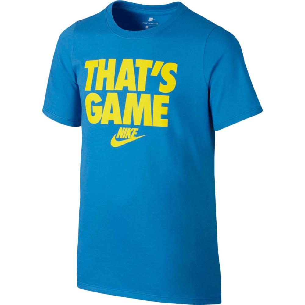 NIKE Boys' Sportswear T-Shirt S