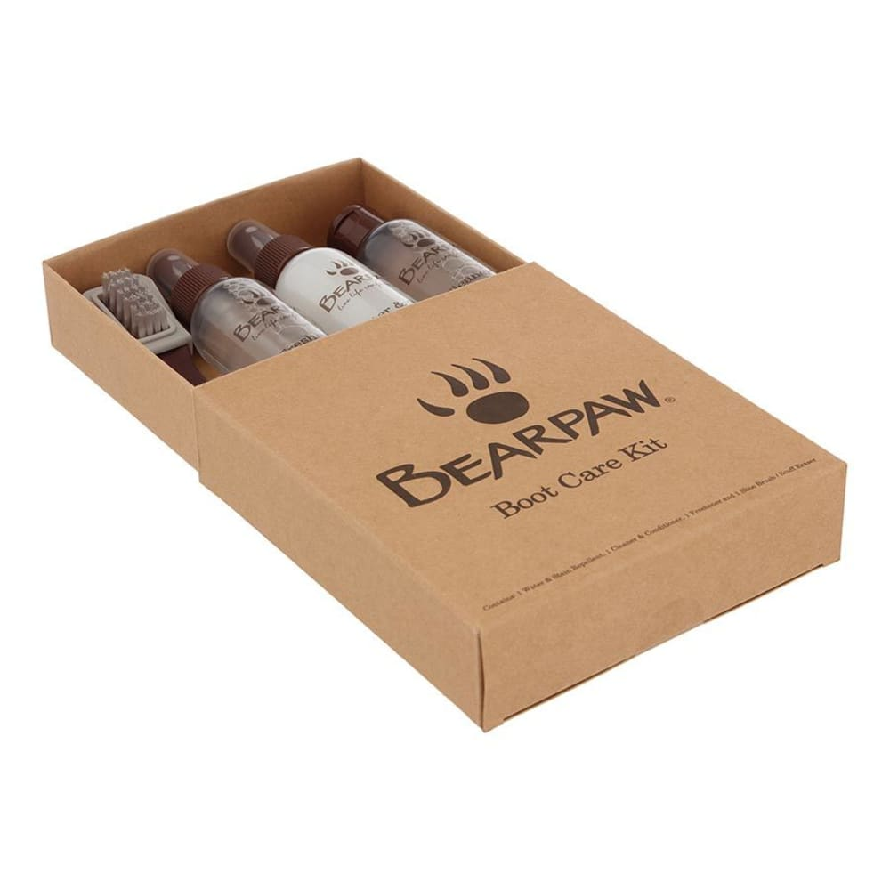 BEARPAW Shoe Cleaning Kit - NO COLOR