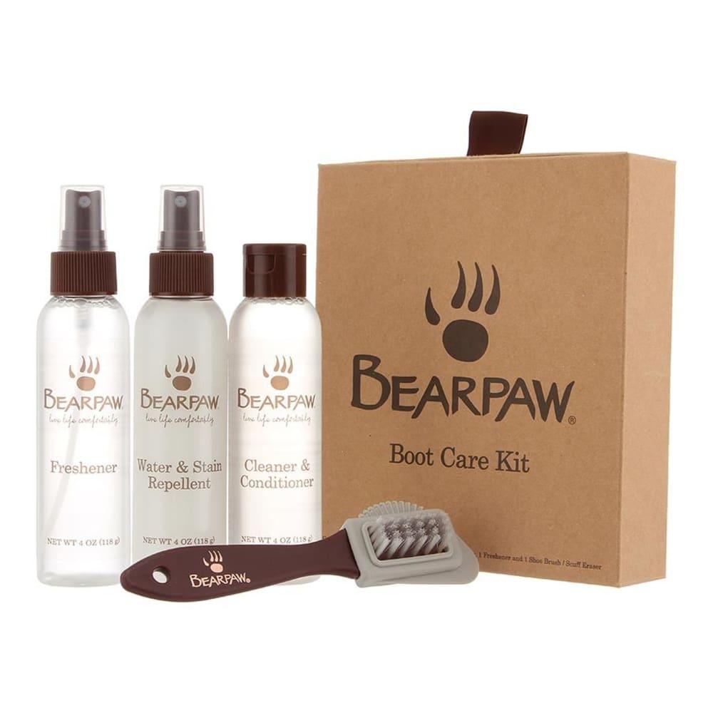 BEARPAW Shoe Cleaning Kit ONE SIZE