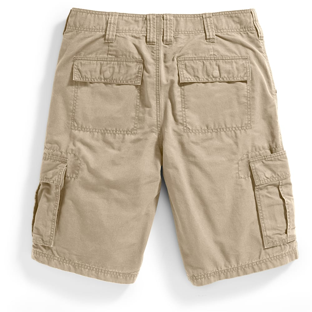 EMS Men's Dockworker Cargo Shorts - CHINCHILLA