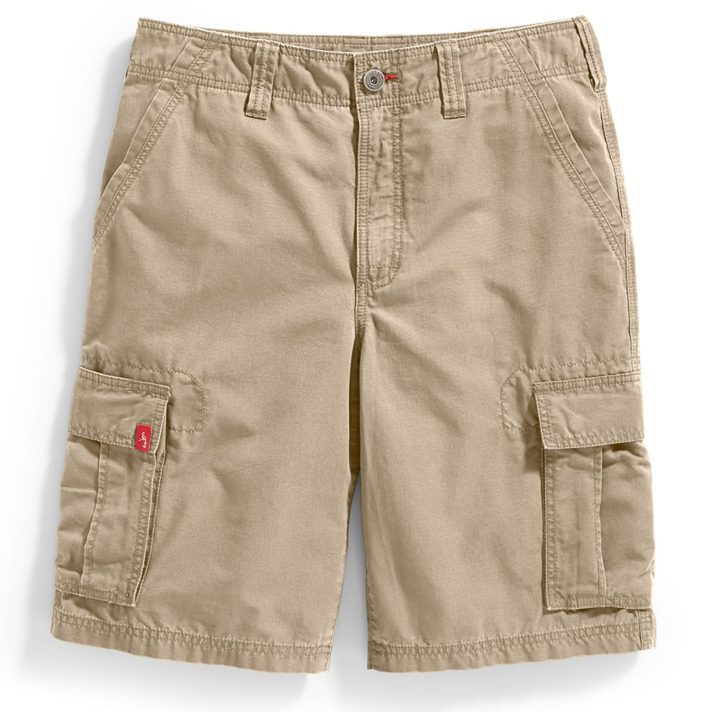 EMS Men's Dockworker Cargo Shorts - CHINCHILLA