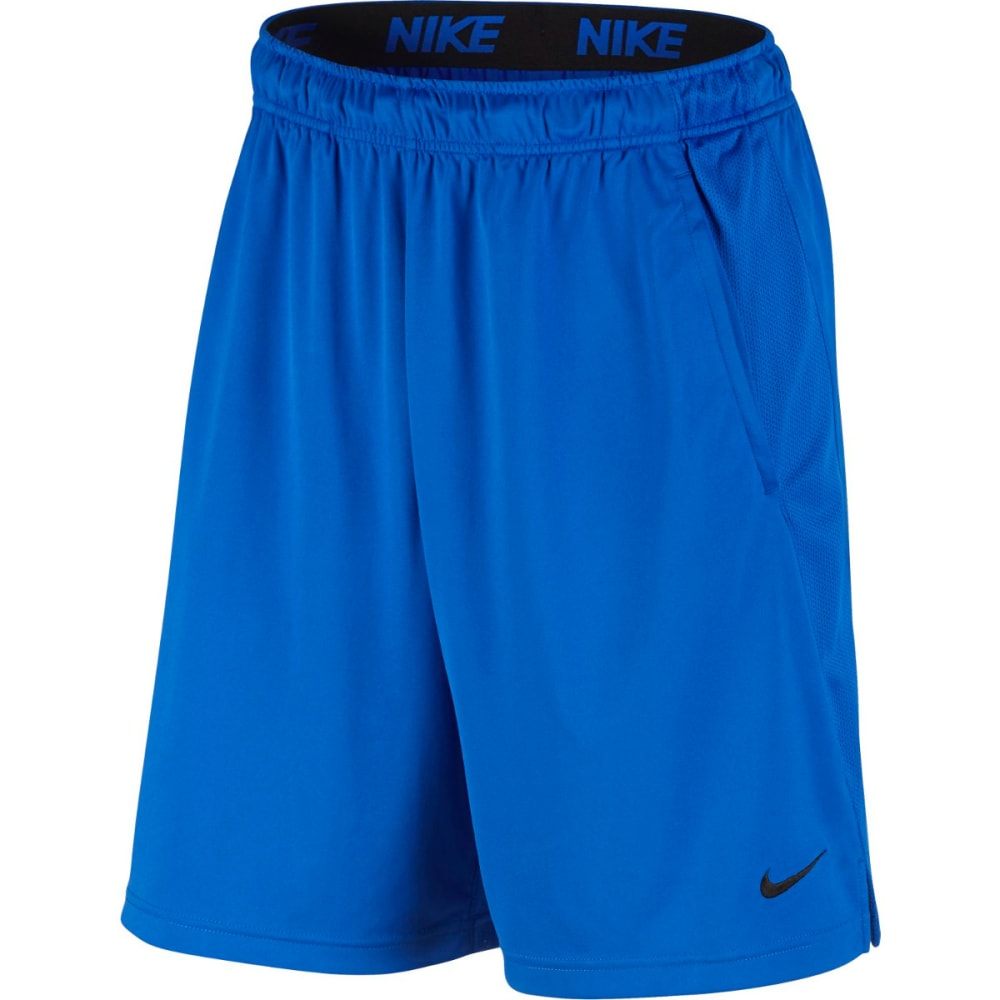 NIKE Men's 9 in. Dri-FIT Training Shorts - PARAMNT BLUE/BLK-452