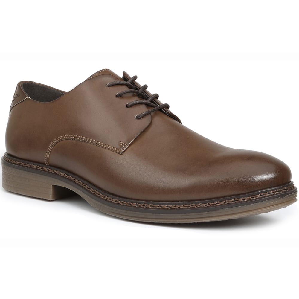 IZOD Men's Noland Oxford Shoes - TAN