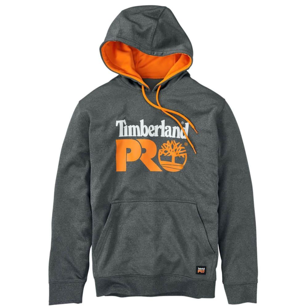 TIMBERLAND PRO Men's Hoodmaster Sweatshirt - HTRGRY /ORG 052