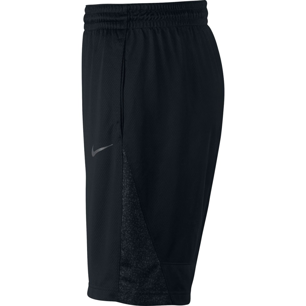 NIKE Men's 3-Point Basketball Shorts - BLACK/ANTHRACITE-011