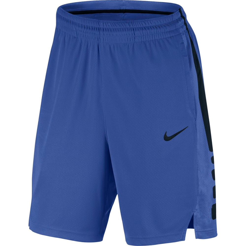 NIKE Men's Elite Stripe Basketball Shorts S