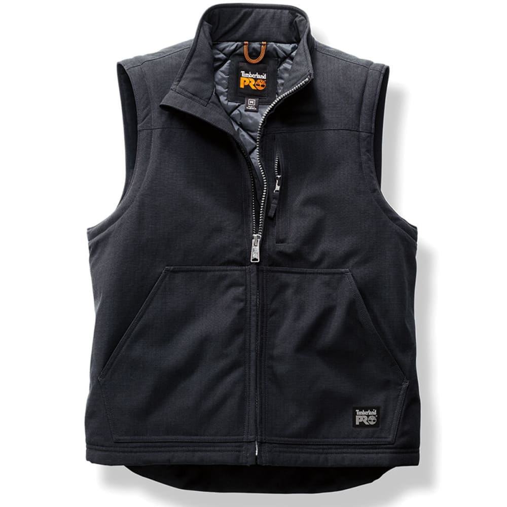 TIMBERLAND PRO Men's Split System Insulated Vest - BLACK 015