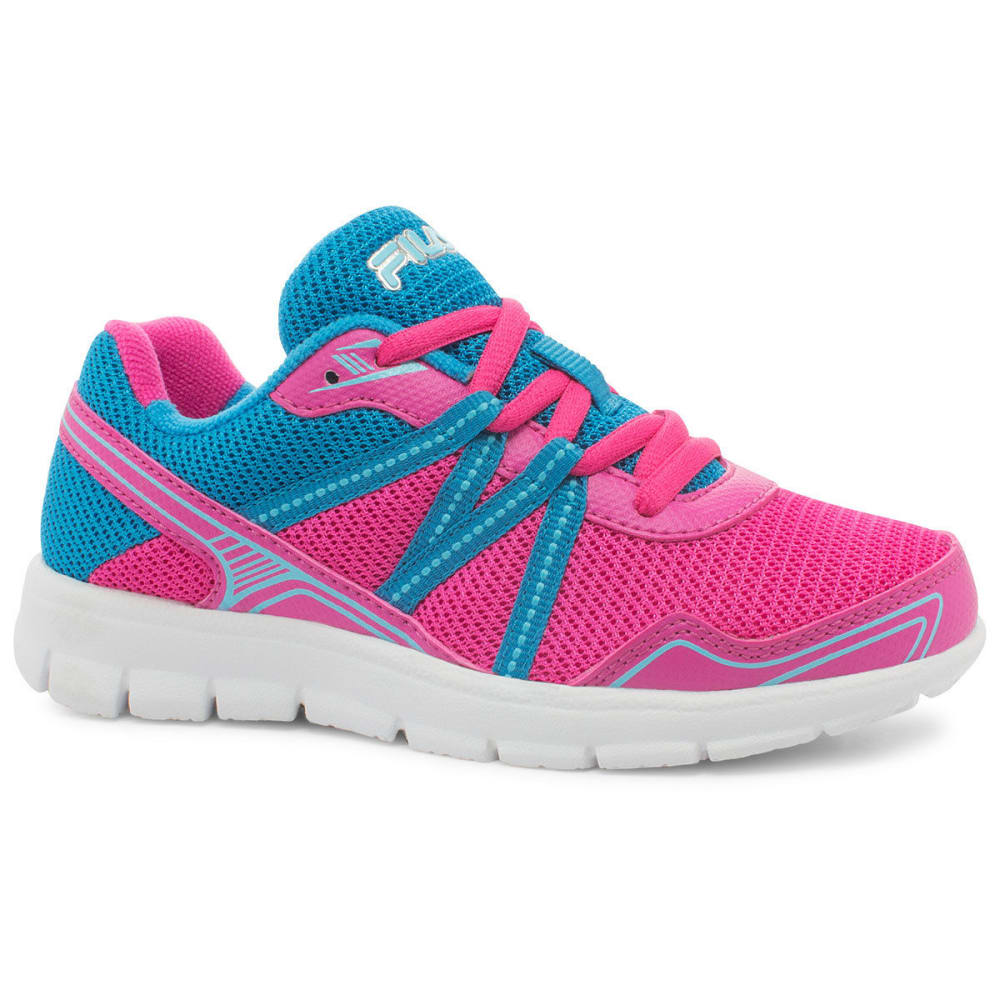 FILA Girls' Fiction Sneakers - PINK/BLUE