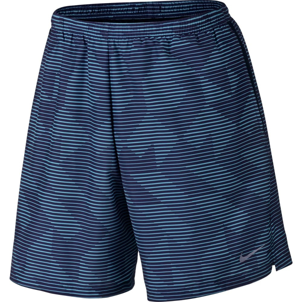 NIKE Men's 7 in. Dri-FIT Challenger Printed Shorts M