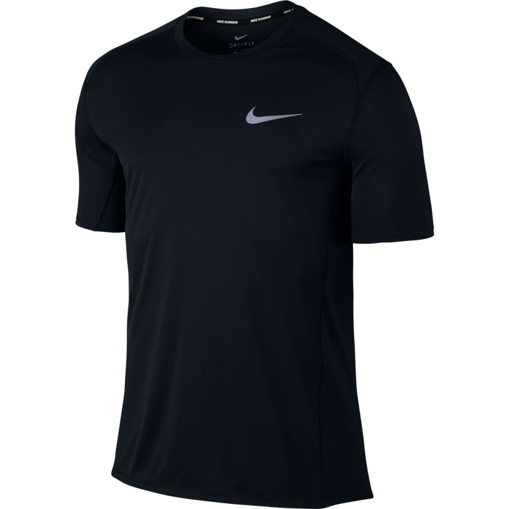 NIKE Men's Miler Short-Sleeve Running Top M