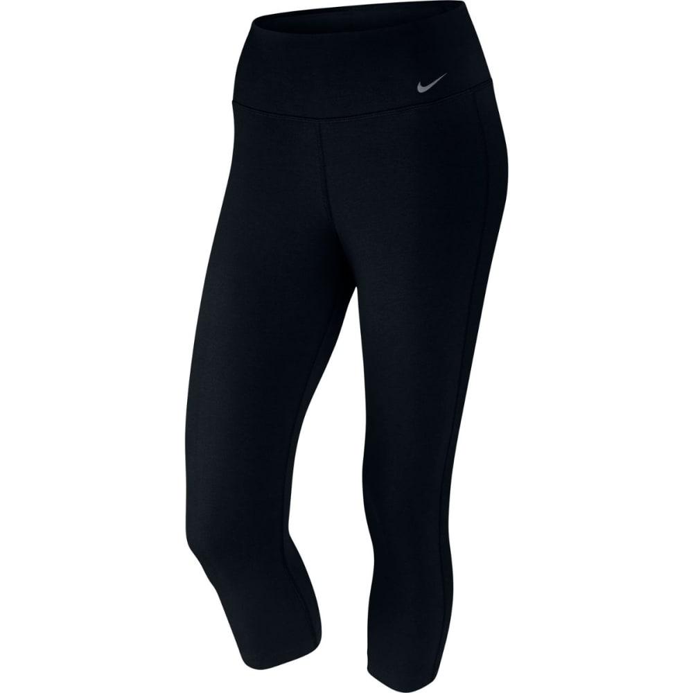 NIKE Women's Dry DFC Training Capri Leggings - BLACK-010