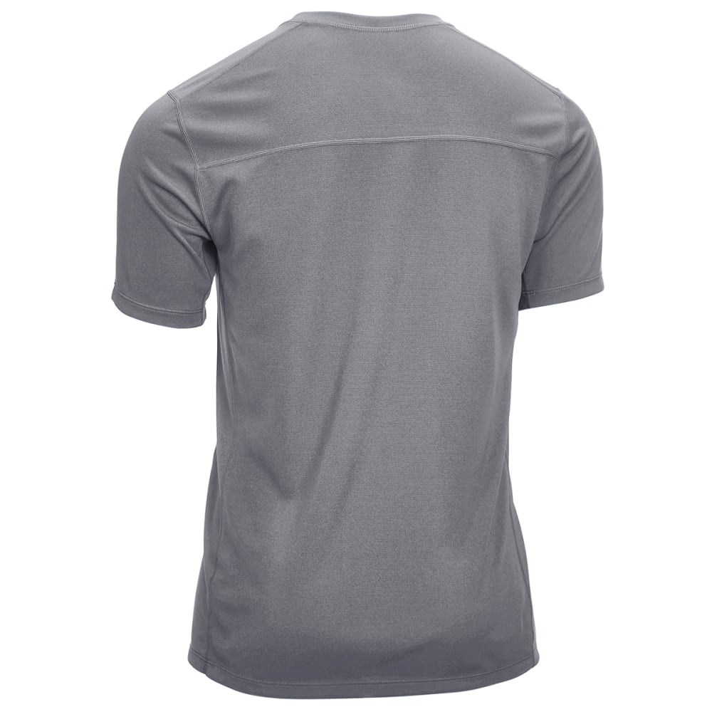 EMS Men's Techwick Epic Active UPF Short-Sleeve Shirt - CASTLEROCK