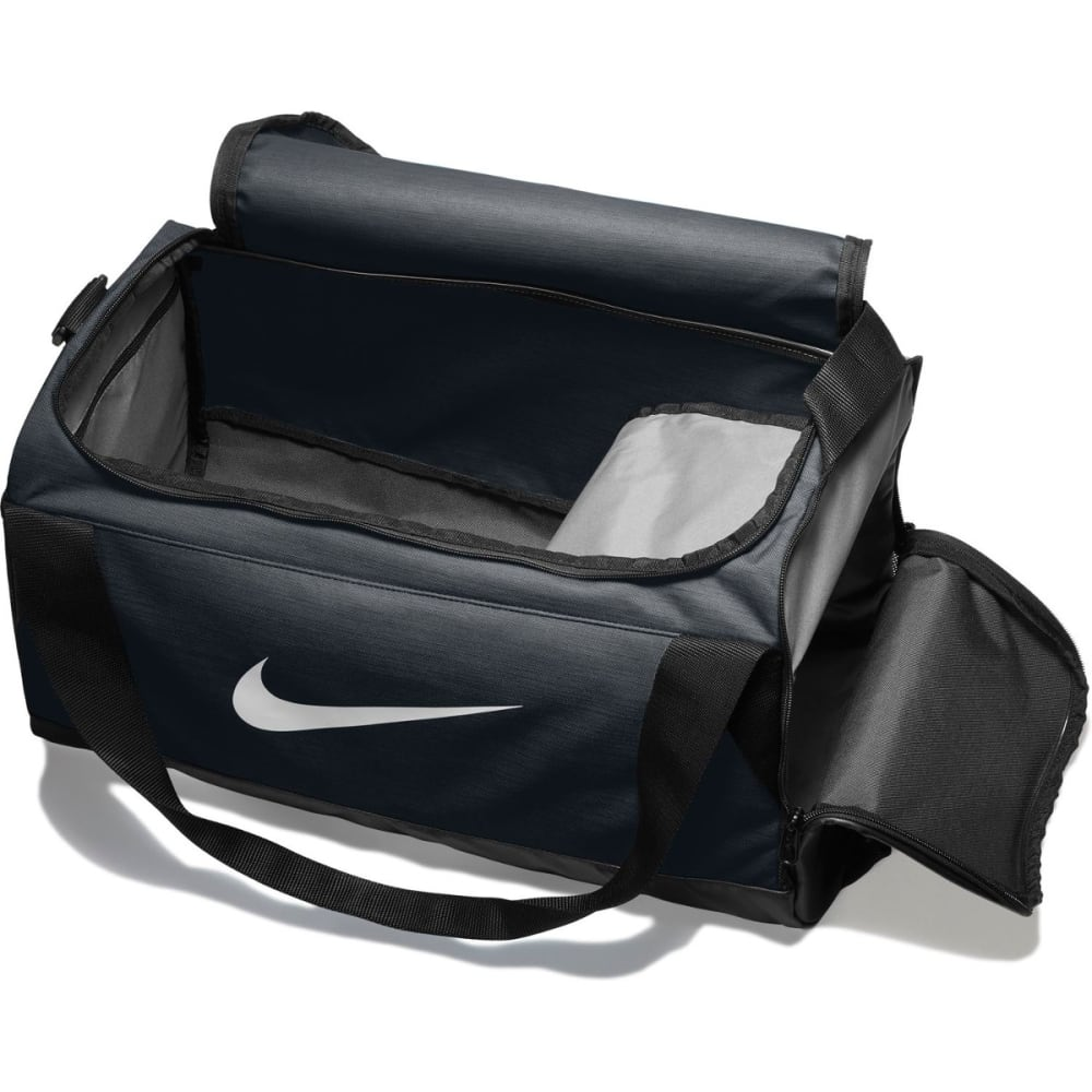 NIKE Brasilia Training Duffel Bag, Small - 010-BLACK