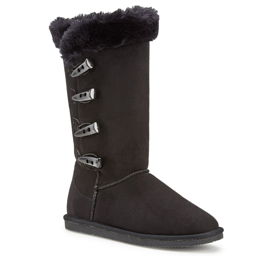 LAMO Women's Four-Toggle Boots - BLACK