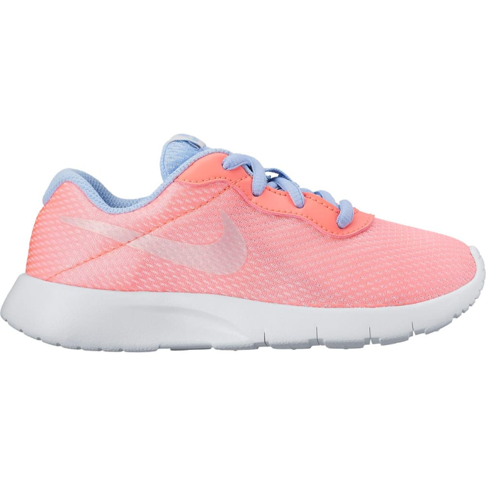 NIKE Little Girls' Tanjun SE Sneakers - LAVAGLOW