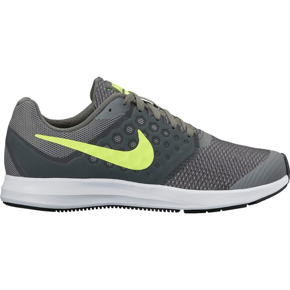 NIKE Big Boys' Grade School Downshifter 7 Running Shoes - COOL GRY