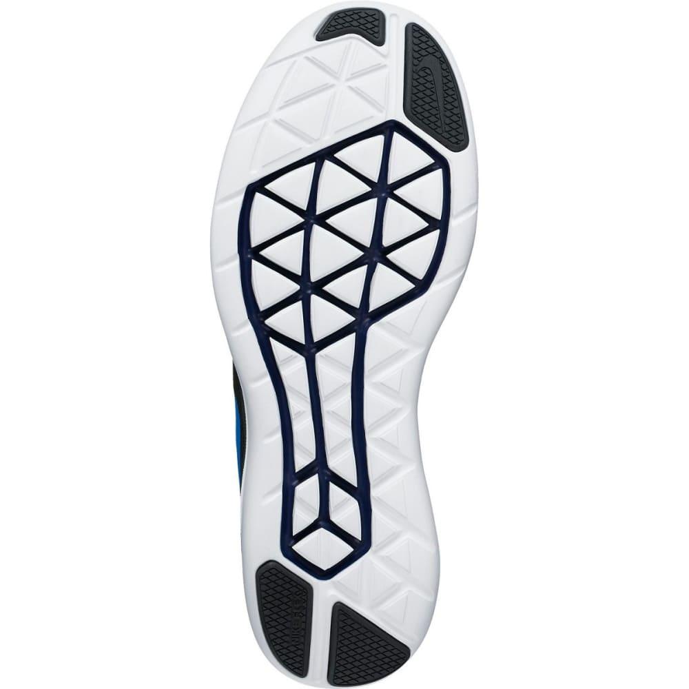 NIKE Men's Flex 2016 RN Running Shoes - BLACK