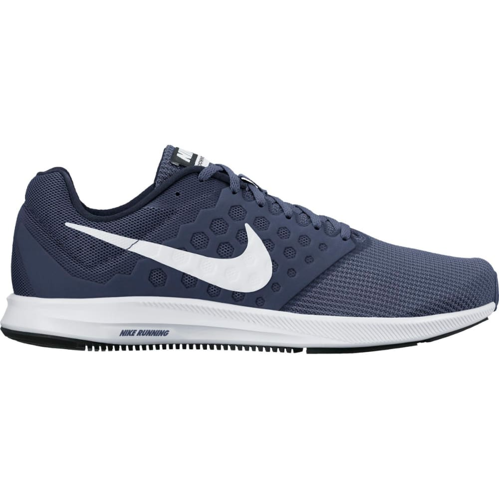 NIKE Men's Downshifter 7 Running Shoes - NAVY