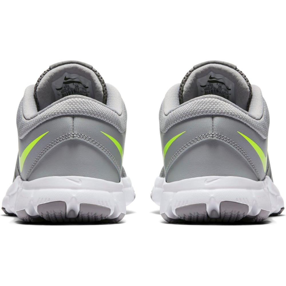 NIKE Big Boys' Grade School Flex Show TR 5 Training Shoes - WOLF GREY