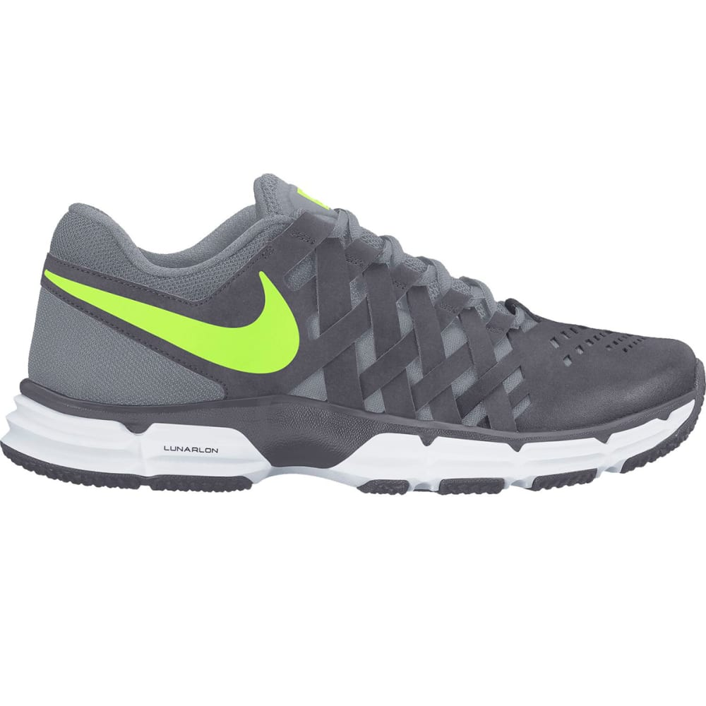 NIKE Men's Lunar Fingertrap TR Training Shoes - ANTHRACITE