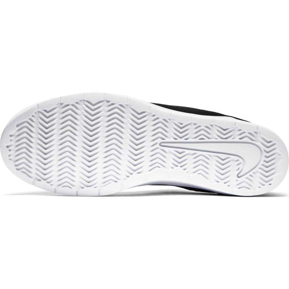 NIKE SB Men's Portmore Ultralight Skate Shoes - BLACK