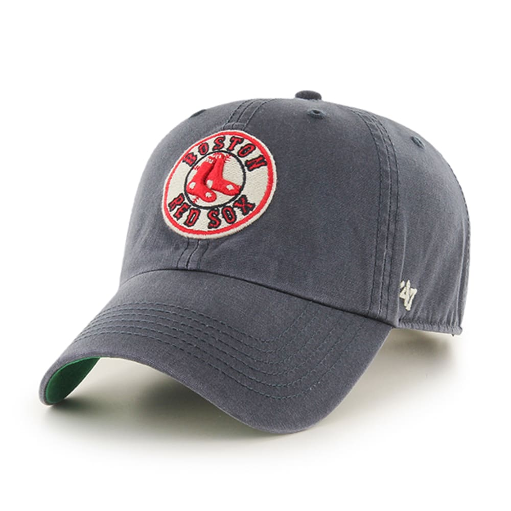BOSTON RED SOX Men's Vintage Harborview 47 Clean Up Cap - NAVY