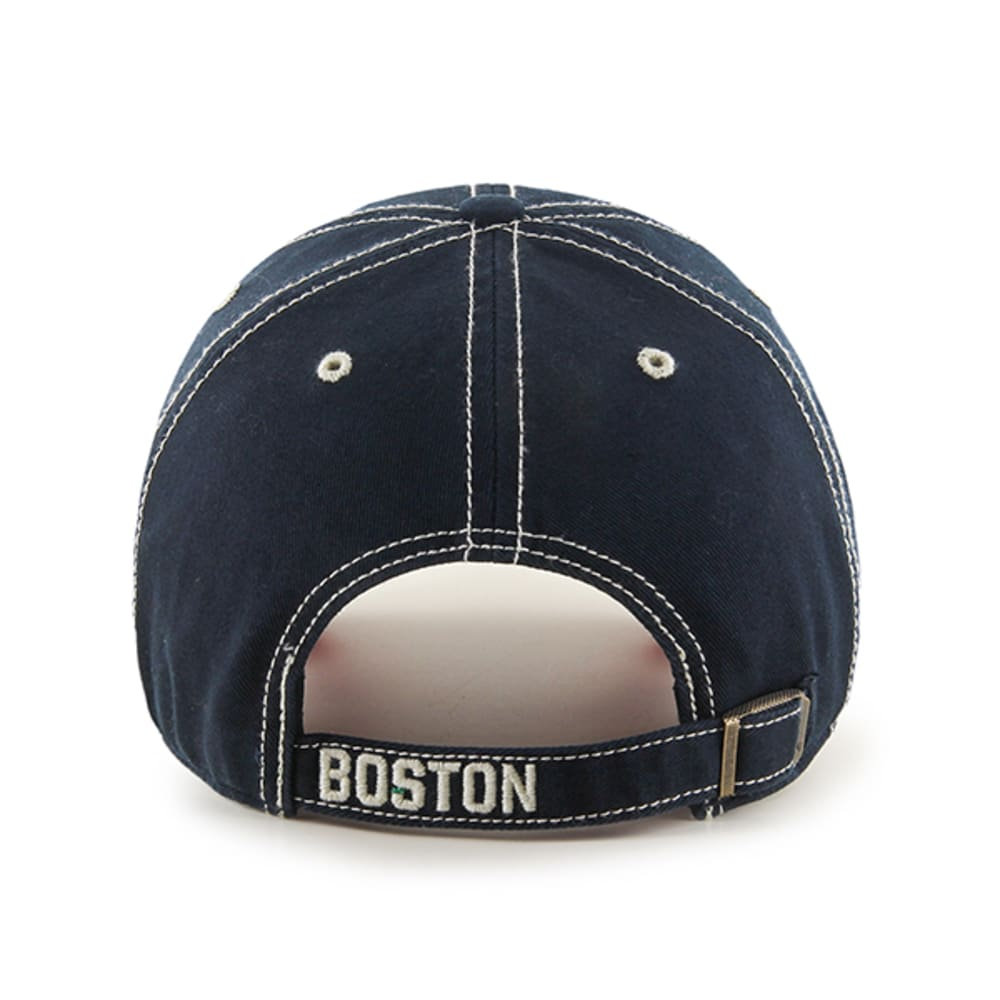 BOSTON RED SOX Men's Rockwell 47 Clean Up Cap - NAVY