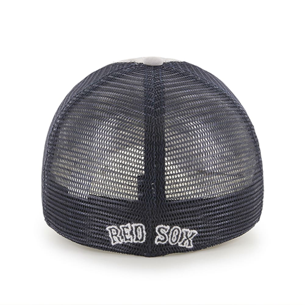 BOSTON RED SOX Men's Taylor 47 Closer Mesh Cap - GREY