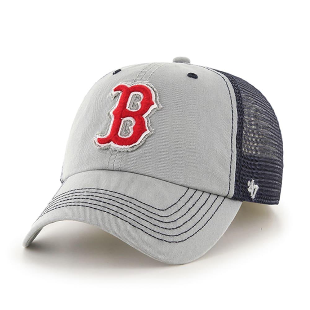 BOSTON RED SOX Men's Taylor '47 Closer Mesh Cap - GREY
