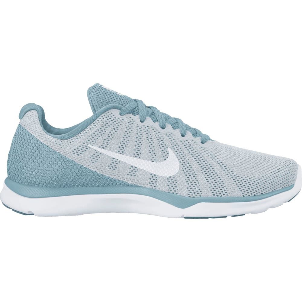 NIKE Women's In-Season TR 6 Training Shoes - PURE PLAT/MICA BLUE