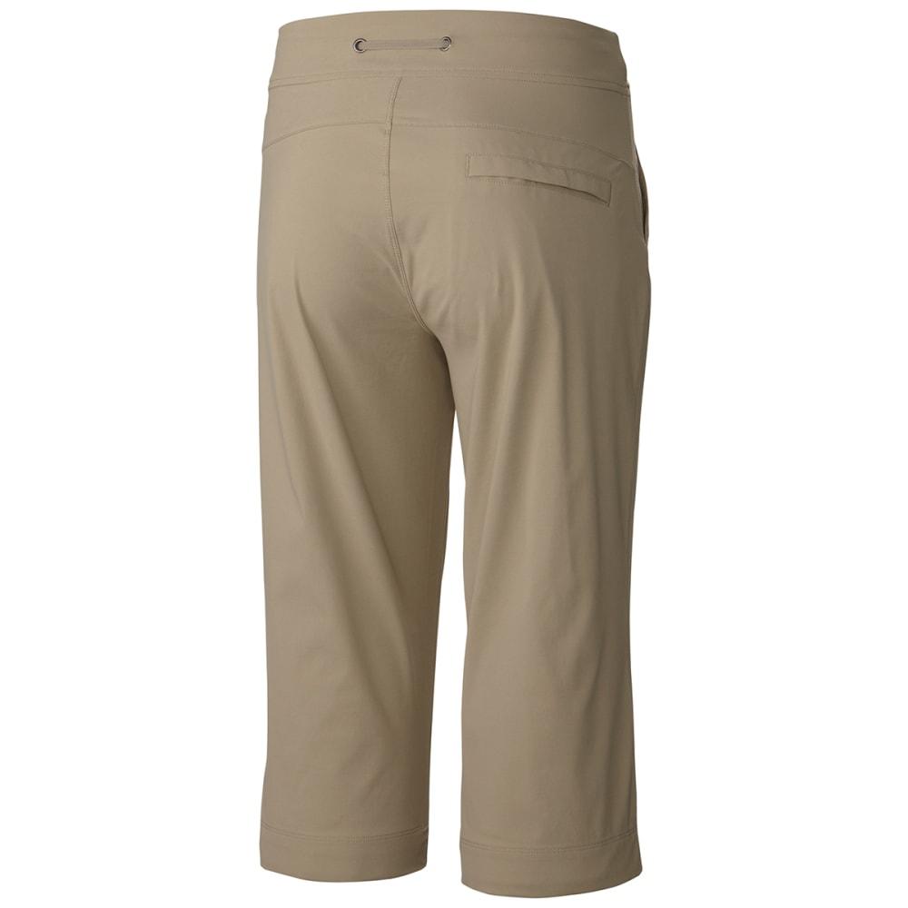 COLUMBIA Women's Anytime Outdoor Capri Pants - 221-TUSK