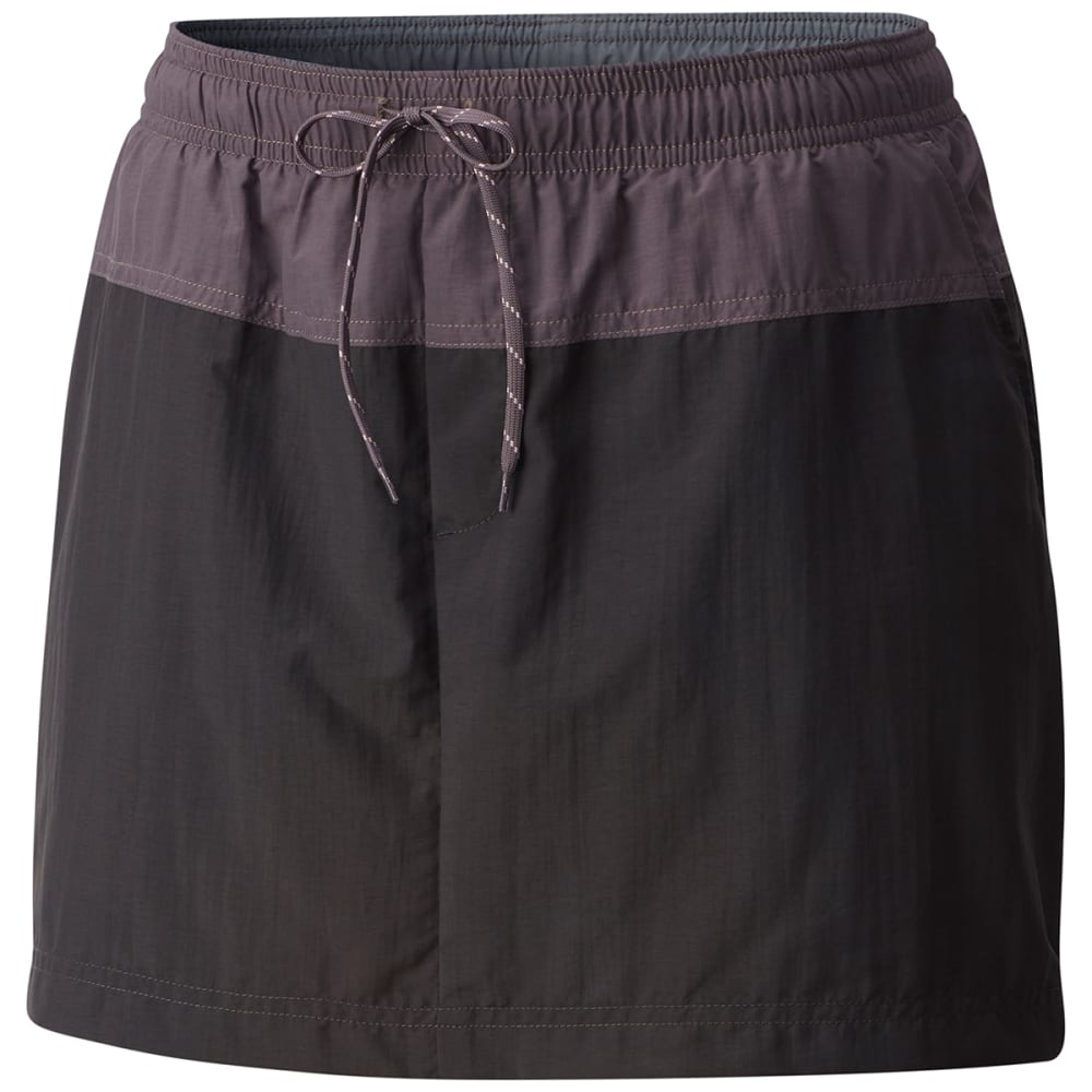 COLUMBIA Women's Sandy River Skort - 011-SHARK/PULSE/GRY