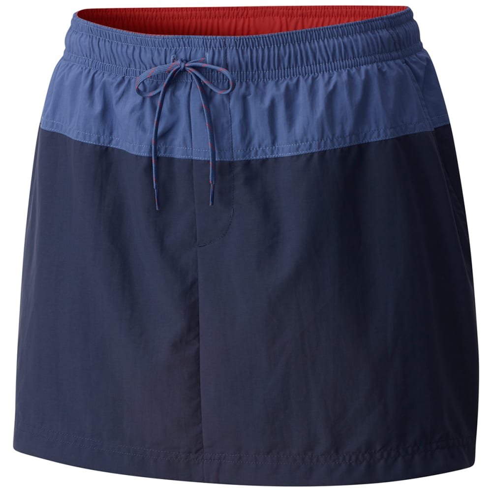 Columbia Women's Sandy River Skort - Blue, S